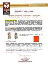 l equitable c est accessible communique de presse mars 2013