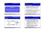 chapitre 3 modele relationnel
