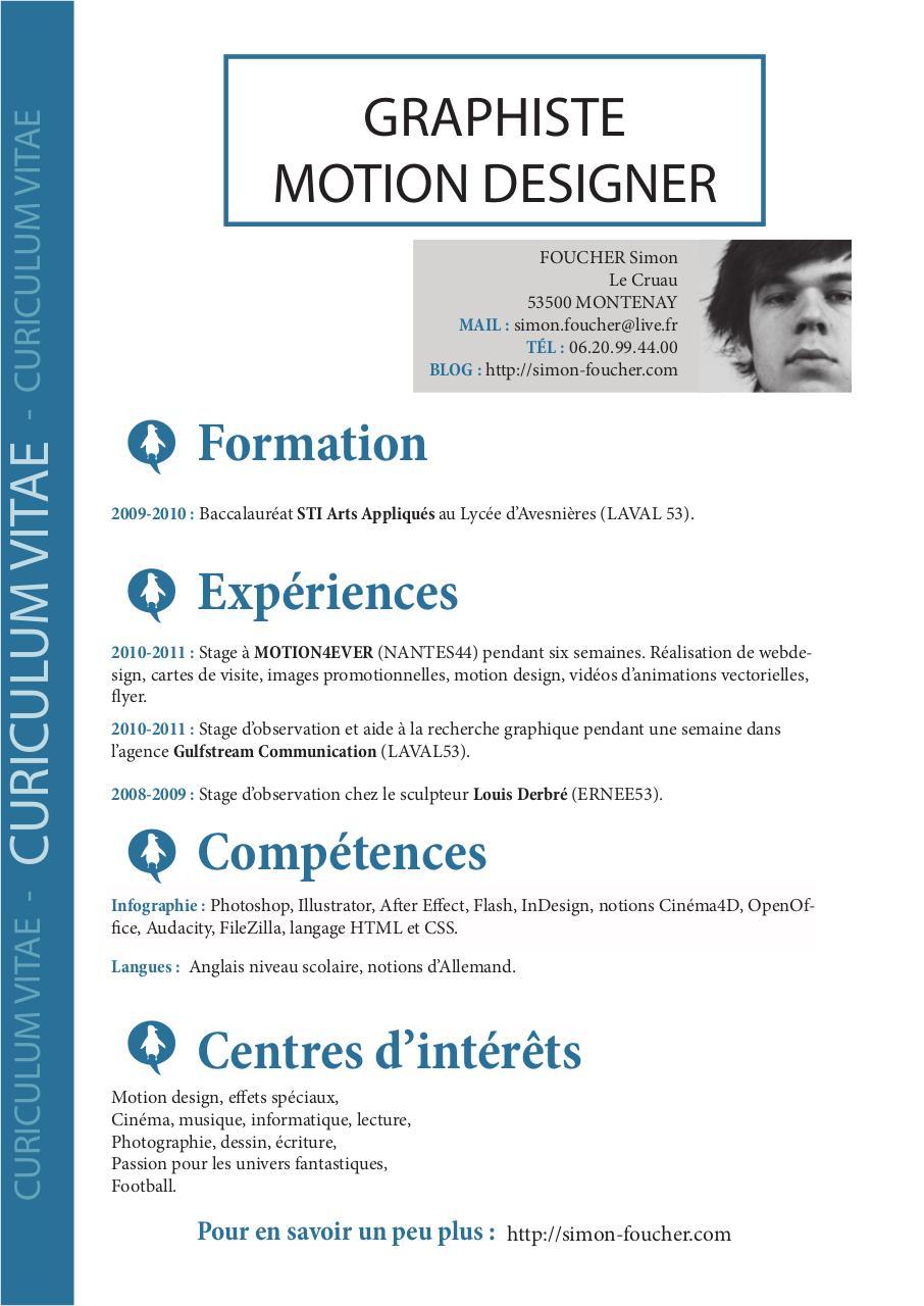 cv  cv pdf