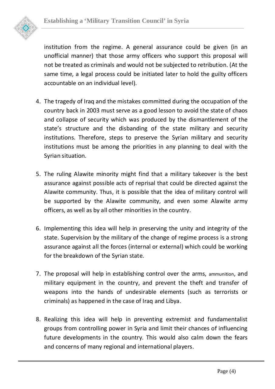 Aperçu du fichier PDF establishing-a-military-transition-council-in-syria.pdf - page 4/6