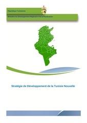 strategie officielle de developpement de la tunisie nouvelle