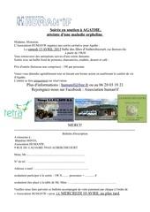 bulletin reservation