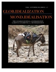 canadian journal of globalization 2012 issue 3