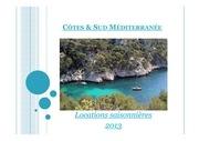 catalogue locations saisonnieres 2013