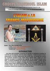 l islam et la franc maconnerie combat d energie humaine 1