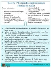 recette n 8 nouilles sautees et congolais