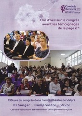 1er congres patients htapfrance lyon oct 2010
