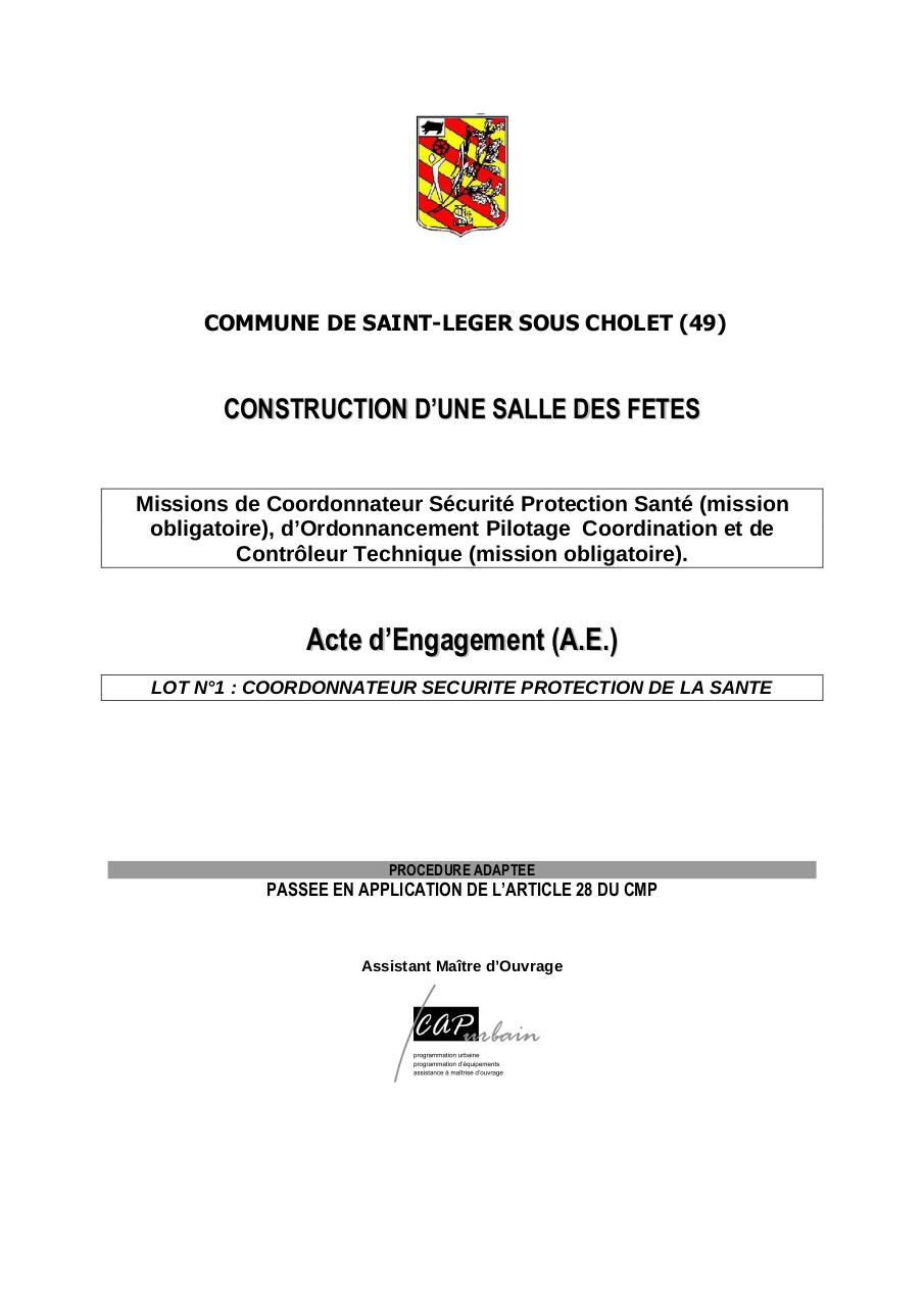 AE LOTN1 SPS - ST-LEGER SS CHOLET.pdf - page 1/11