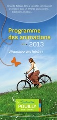 animations pouilly 2013