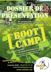 dossier de presentation boot camp by coach in