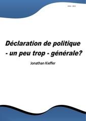 Fichier PDF analyse de la declaration de politique generale 1