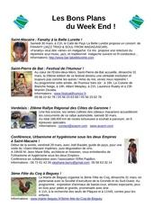 Fichier PDF les bons plans du week end semaine n 13 2013