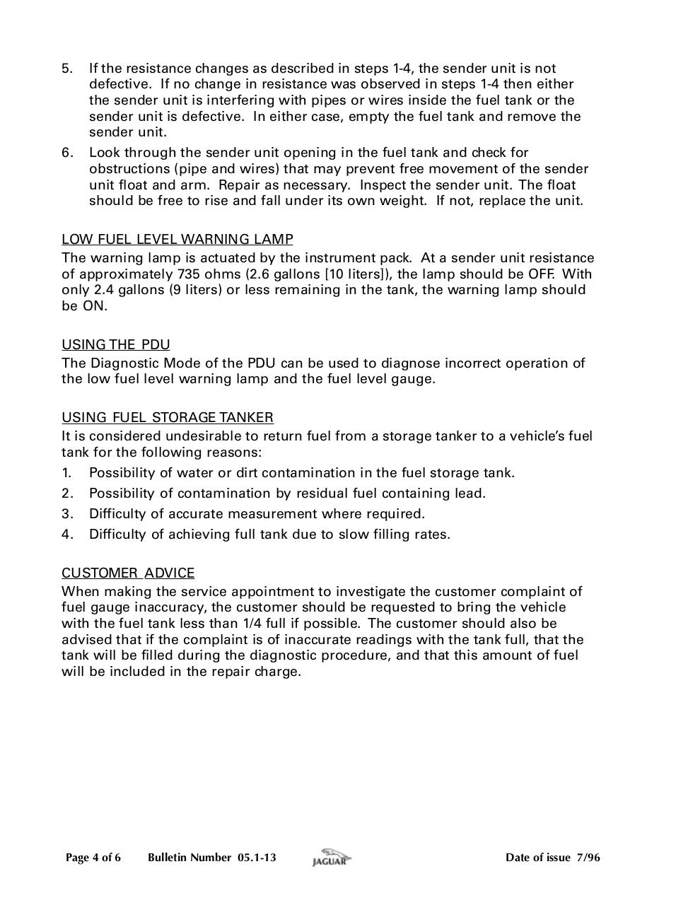05-1-13 Incorrect Fuel Gauge Reading.pdf - page 4/6
