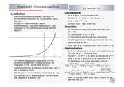 ent logarithme