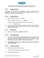 regl specifique soccer int 2012 2013 1