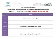 emplois cc1 avril 2013