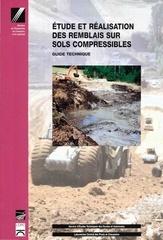 etude et realisation des remblais sur sols compressibles