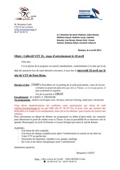 convocation collectif vtt 10 avril