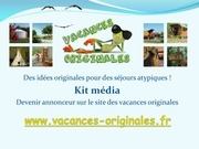 kit media vacances originales