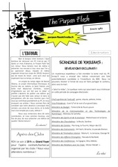 edition 4 avril 2013