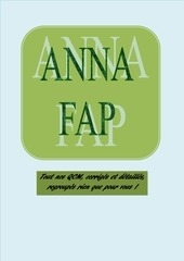 Fichier PDF anna fap