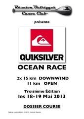 quiksilver ocean race 2013 3