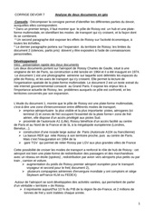 corrige devoir 7 analyse de deux documents en geo