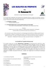 Fichier PDF mohamed ali les qualites du prophete