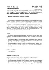 p 267 a b 168 rapport 1