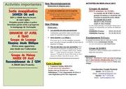proclamation 07 avril 2013 eglise de montigny