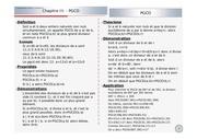 Fichier PDF ent pgcd