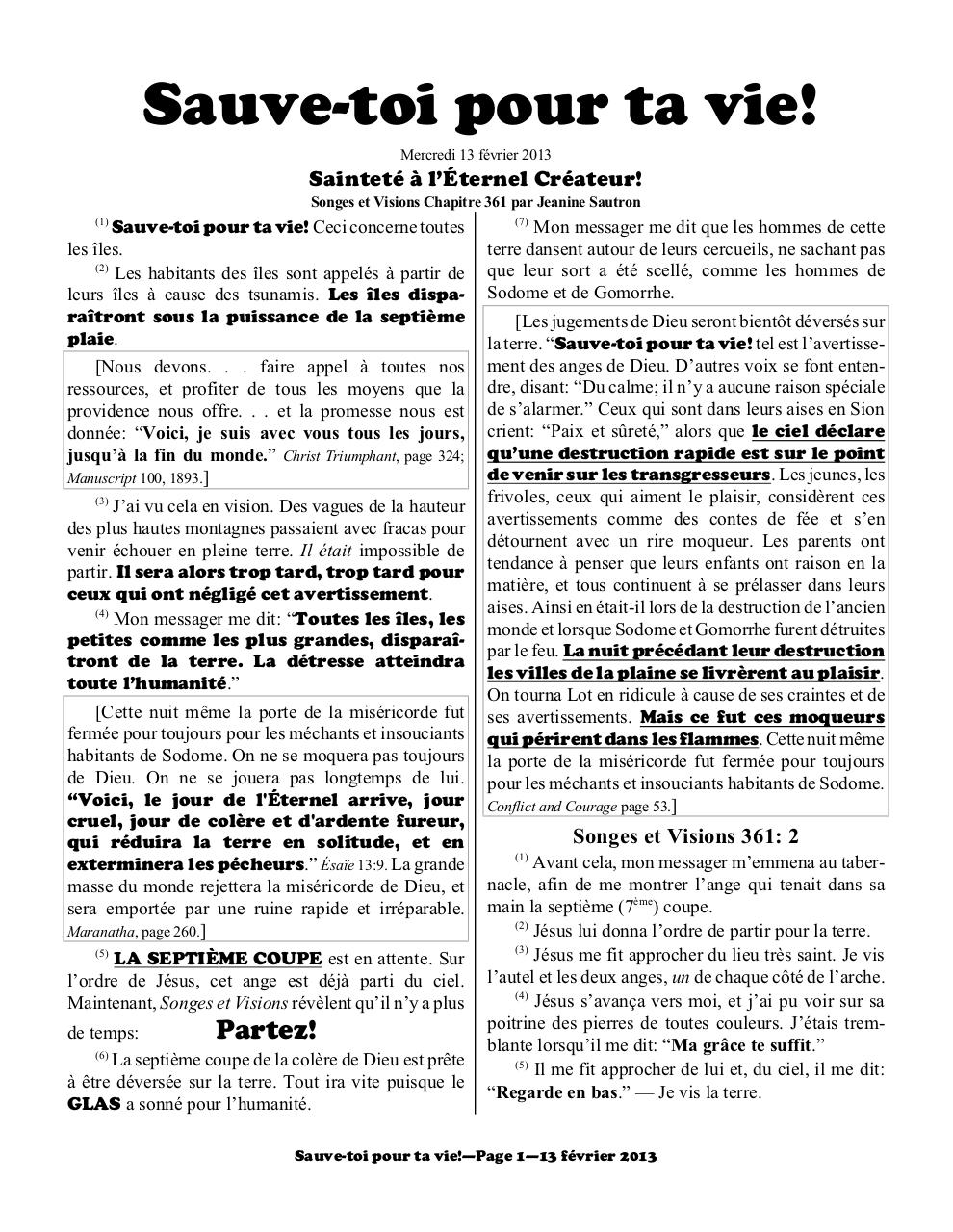 Aperçu du document French 9 Escape for your life.pdf - page 1/3