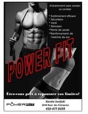 power fit terrebonne fb