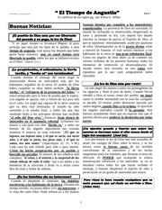 spanish 3a tiempo de angustia parte 1