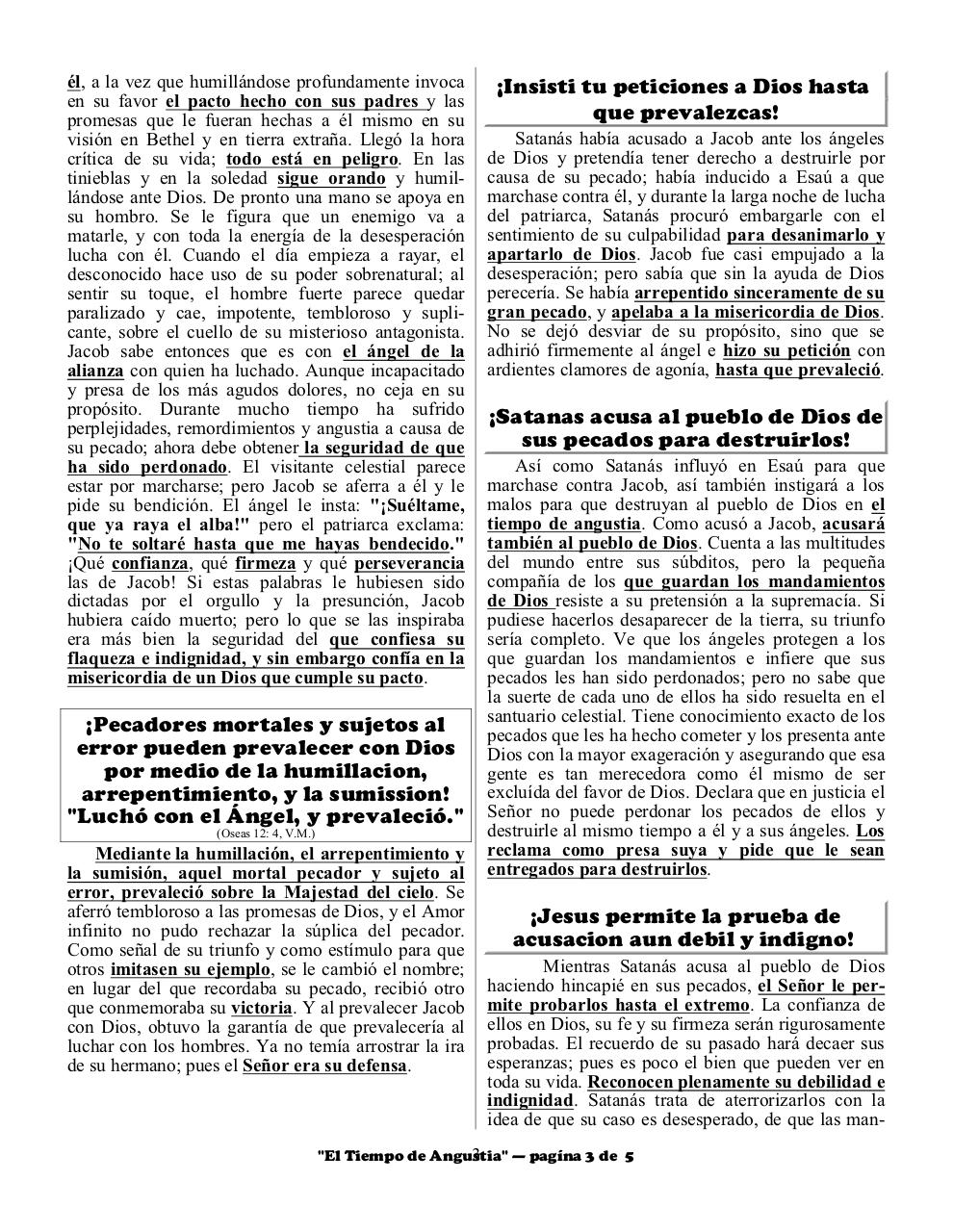 Aperçu du document Spanish 3A time of trouble part 1 Spanish.pdf - page 3/5