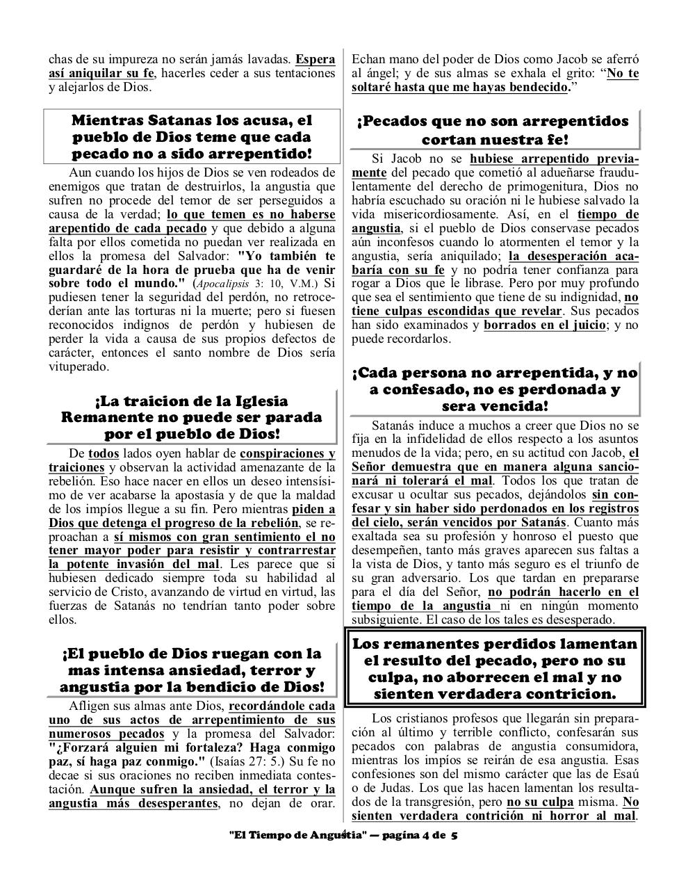 Aperçu du document Spanish 3A time of trouble part 1 Spanish.pdf - page 4/5