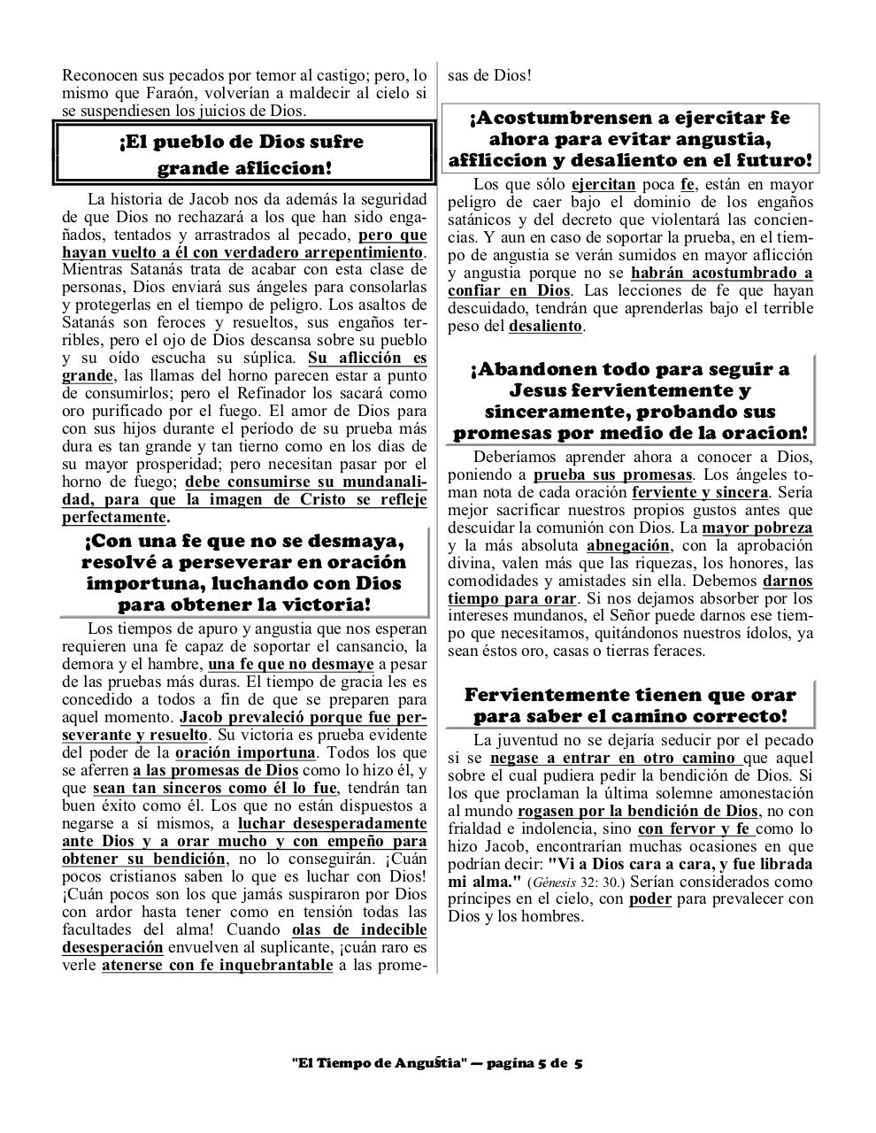 Aperçu du document Spanish 3A time of trouble part 1 Spanish.pdf - page 5/5