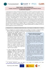 formation liee a l emploi