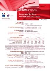 chiffres cles livre 2011 2012