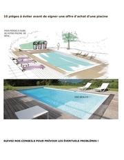 Fichier PDF pieges achat piscines