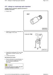 Fichier PDF vidange atf