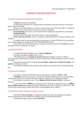 reglement tinker pdf