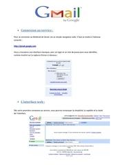 Fichier PDF adresse gmail