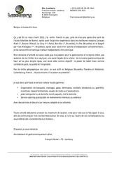 Fichier PDF traiteur francoisxavier fx lambory