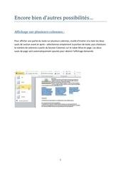 Fichier PDF word autres possibilites
