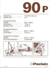 poclain 90p pdf