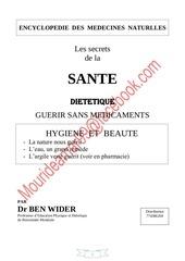 1encyclopedie des medecines naturlles