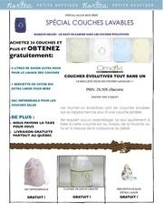 Fichier PDF couches lavables boutique