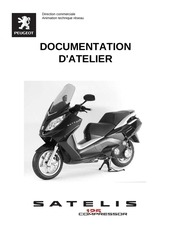 4585 satelis compresseur 125
