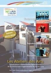 ateliers des arts2014